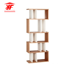Personlized Products for Wooden Bookcase,Solid Wood Bookcases,Small Bookcase Manufacturers and Suppliers in China Popular Latest Hot Selling Ladder Wooden Bookshelf export to France Supplier